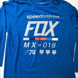 FOX Apparel Long Sleeve Shirt